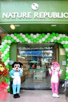 Danh sách cửa hàng Nature Republic chính hãng tại Việt Nam