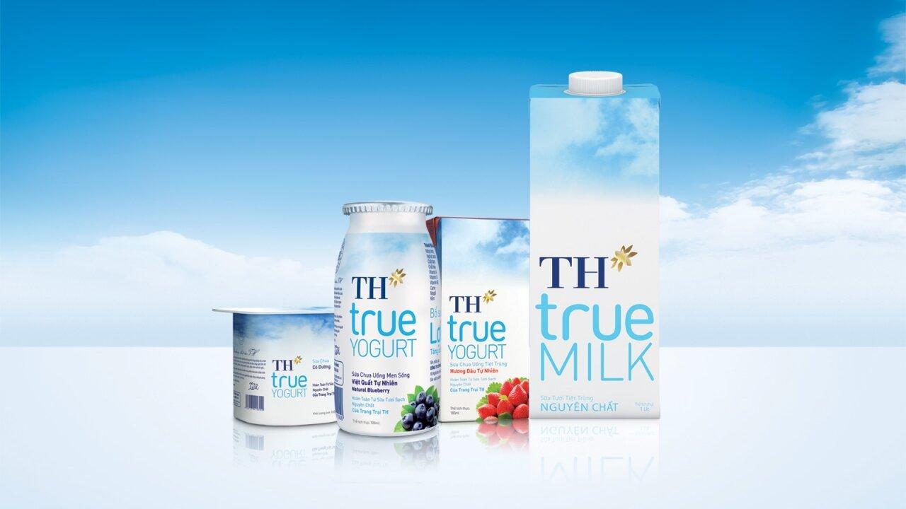 Danh sách cửa hàng TH True Milk tại Hà Nội