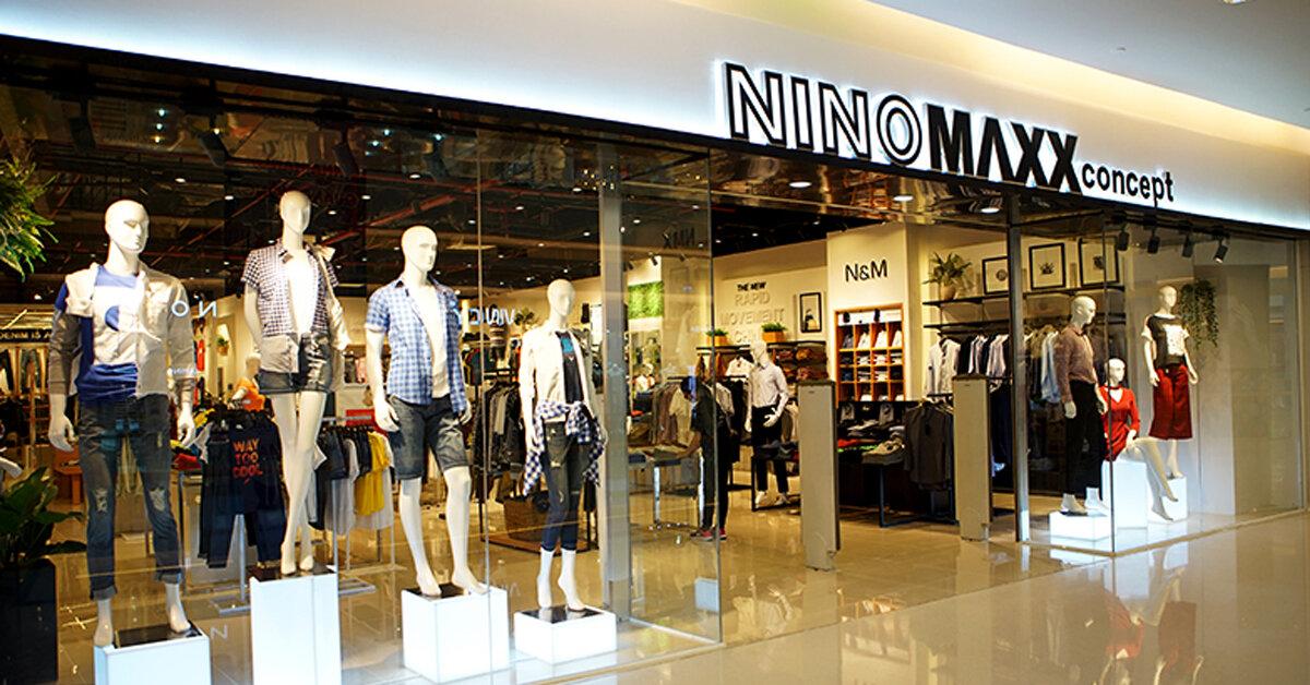 Danh sách địa chỉ hệ thống cửa hàng Ninomaxx trên toàn quốc