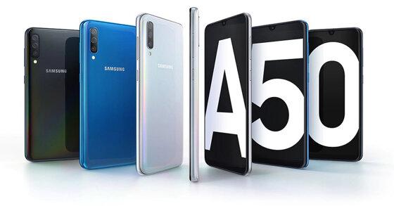 Danh sách smartphone có khóa vân tay trên màn hình cảm ứng năm 2019