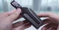 Đánh tai tai nghe bluetooth đàm thoại Plantronics Voyager 3240: 3 micro cho chất lượng đàm thoại tuyệt vời