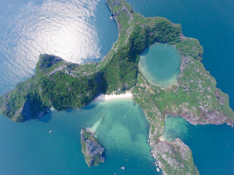 Đảo Mắt Rồng – Điểm du lịch hoang sơ mới dành cho giới trẻ