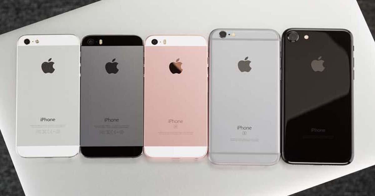 Dắt túi 3 kinh nghiệm xương máu khi mua điện thoại iPhone cũ