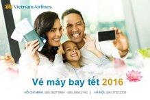 Đặt vé máy bay giá rẻ Tết 2016 với 0 đồng!