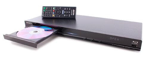 Đầu đĩa Sony BDP S380 Blu-ray: Thiết kế đẹp đi cùng tính năng hiện đại
