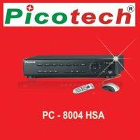 Đầu ghi hình Picotech PC-8004 HSA – 4 kênh – Hình ảnh sắc nét, chất lượng vượt trội