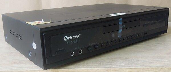 Đầu karaoke Arirang AR-36MD, chất lượng âm thanh đỉnh cao