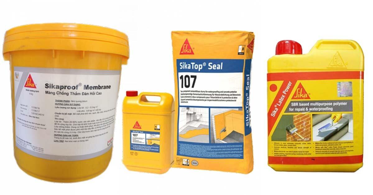 Đâu là biện pháp chống thấm hiệu quả cho tầng hầm, sàn và sân thượng của các công trình xây dựng
