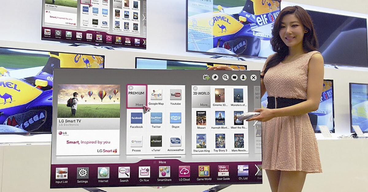 Đâu là chiếc smart tivi giá rẻ nhất thị trường hiện nay ?