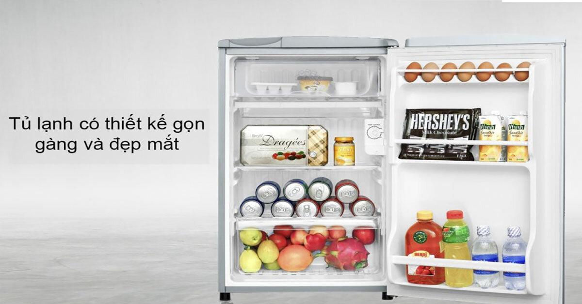 Đâu là chiếc tủ lạnh mà sinh viên cần nhất hiện nay ?