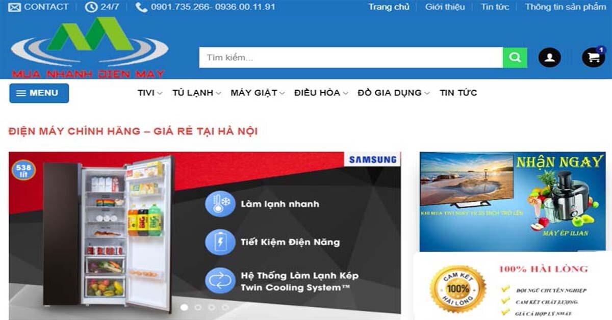 Đâu là địa chỉ bán đồ điện máy uy tín giá rẻ tại Hà Nội?
