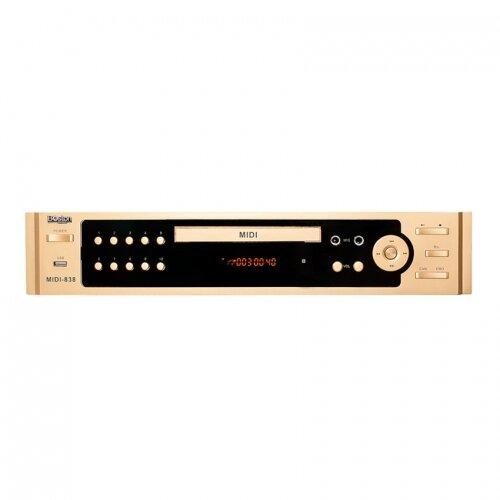 Đầu máy karaoke vi tính Boston MIDI MD- 838: giây phút giải trí tuyệt vời