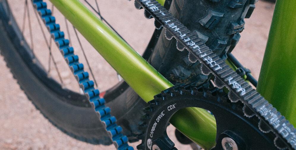 Dây curoa bằng sợi carbon – người kế nhiệm hoàn hảo của xích xe