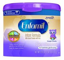 Bảng giá sữa bột Enfamil cập nhật tháng 11/2015