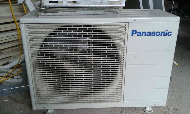 giá máy lạnh panasonic cũ