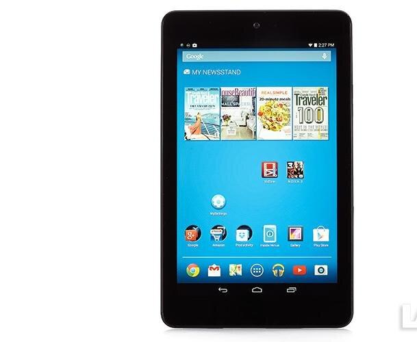 Dell Venue 7 (2014):  tablet 7 inch hấp dẫn với thời lượng pin mạnh mẽ