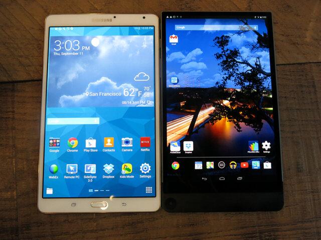 Dell Venue 8 7000: tablet mỏng nhất thế giới có gì đặc biệt ?