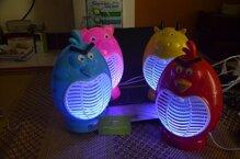 Đèn bắt muỗi loại nào tốt nhất cho gia đình ?
