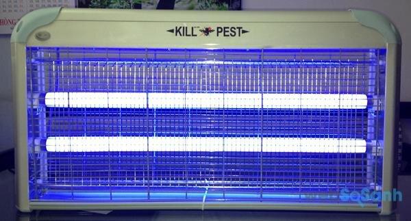 Đèn diệt côn trùng QE 3L – 2 có tốt không ?