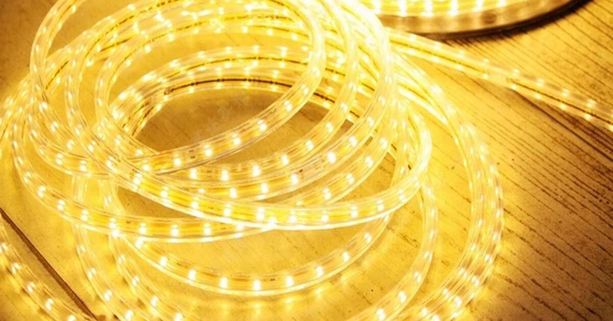Đèn led dây là gì? Có ưu điểm gì khi sử dụng trang trí?
