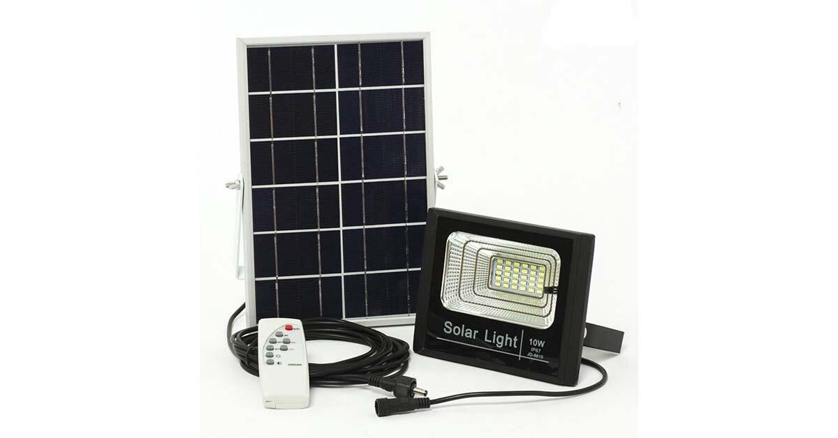 Đèn led năng lượng mặt trời là gì? Giá rẻ nhất bao nhiêu tiền?