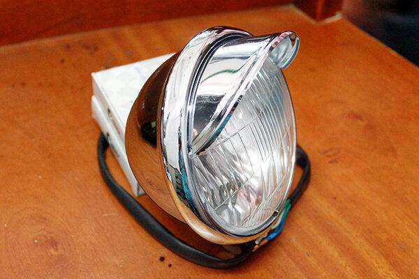 Đèn pha xe máy sáng yếu: nguyên nhân và cách xử lý