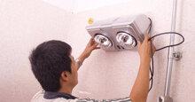 Đèn sưởi nhà tắm dùng bao lâu thì nên thay mới