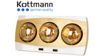 Đèn sưởi nhà tắm Kottmann tốt không ? giá bao nhiêu ?