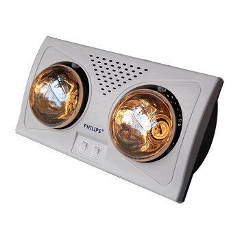 Đèn sưởi nhà tắm Philips dùng có tốt không?
