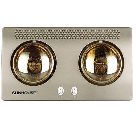 Đèn sưởi nhà tắm Sunhouse SHD3802 – Đẹp mà dễ sử dụng