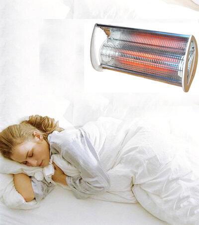 Đèn sưởi nhà tắm treo tường KOMASU PAVIS KOREA PV1001F: Công suất nhiệt lớn
