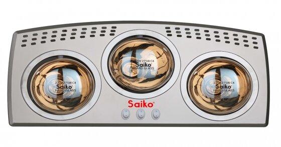 Đèn sưởi Saiko – sự lựa chọn cho không gian sống như spa đẳng cấp