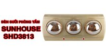 Đèn sưởi Sunhouse SHD3813 – Sự lựa chọn hoàn hảo cho gia đình