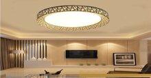 Đèn trần phòng khách hiện đại có những ưu điểm gì nổi bật?