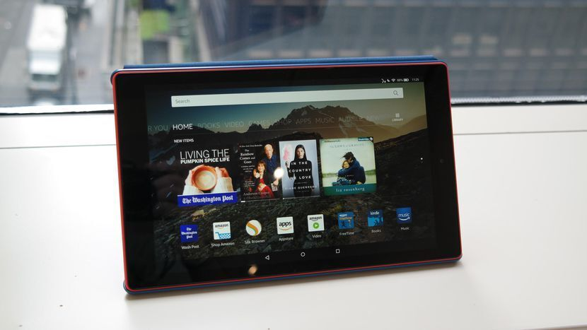 Máy tính bảng giá rẻ máy tính bảng Amazon Fire HD 10