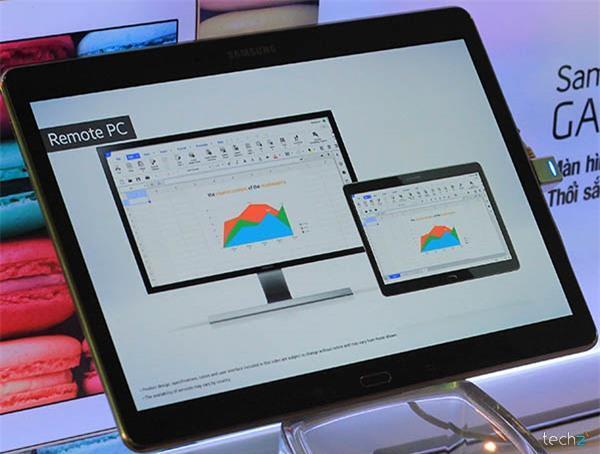 Vì sao Samsung lại đặt tên Galaxy Tab S cho cặp tablet mới ?