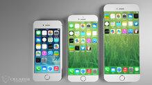 Đi tìm sự khác biệt về cấu hình iPhone 6 với iPhone 5, 5S