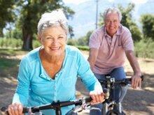 Đi xe đạp giúp phục hồi vết thương nhanh chóng hơn