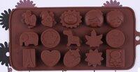 Địa chỉ bán khuôn làm socola Valentine tại Hà Nội