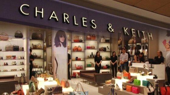 Địa chỉ các cửa hàng CHARLES & KEITH trên toàn quốc
