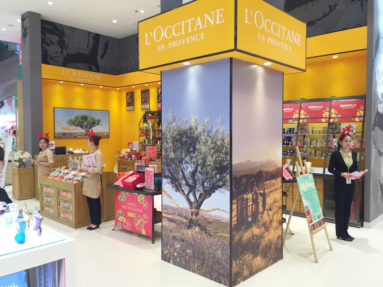 Đia chỉ các cửa hàng chính hãng của L'Occitane tại Việt Nam