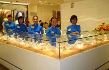 Địa chỉ các cửa hàng vàng bạc đá quý SJC trên toàn quốc