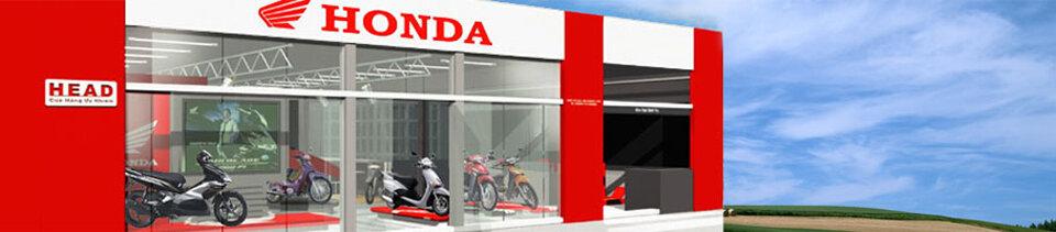 Địa chỉ các đại lý ủy nhiệm chính hãng Honda tại Hà Nội