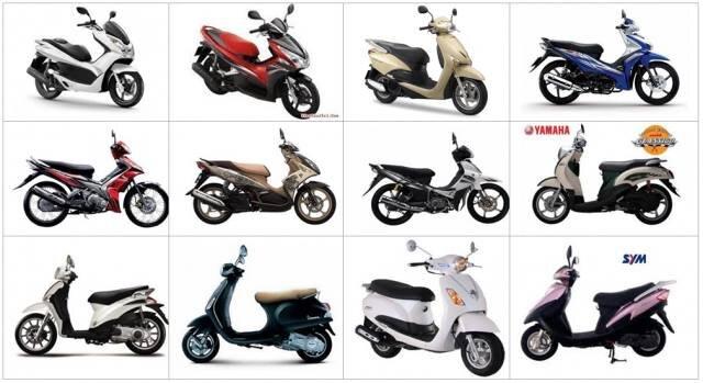 Địa chỉ các điểm cho thuê xe máy giá rẻ nhất tại Phú Quốc 2016