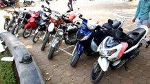 Địa chỉ các điểm cho thuê xe máy giá rẻ tại Hà Nội năm 2016