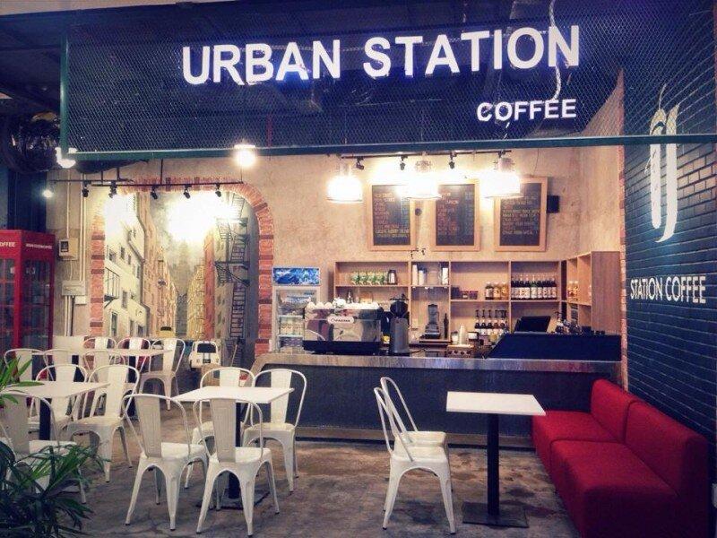 Địa chỉ các quán cà phê Urban Station Coffee trên toàn quốc