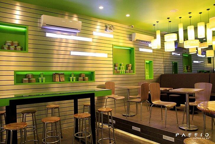 Địa chỉ các quán Passio Coffee trên toàn quốc