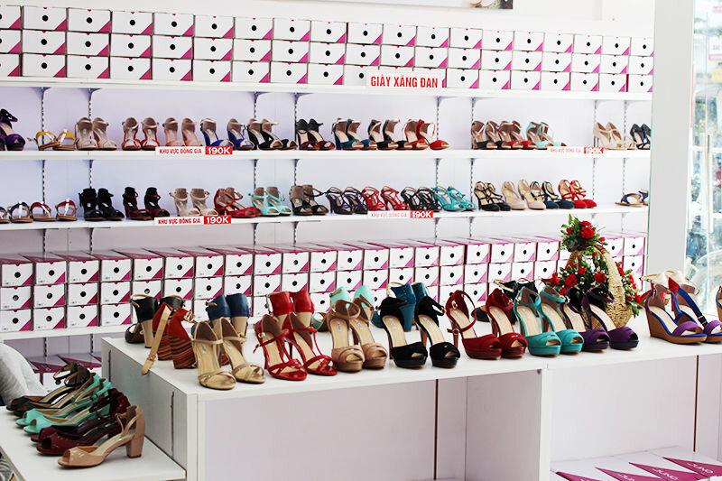 Địa chỉ cửa hàng giày Juno trên toàn quốc