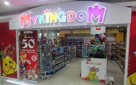 Địa chỉ cửa hàng My Kingdom tại Hà Nội và các tỉnh miền Bắc