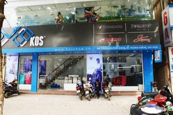 Địa chỉ cửa hàng vali du lịch uy tín, giá rẻ tại Hà Nội
